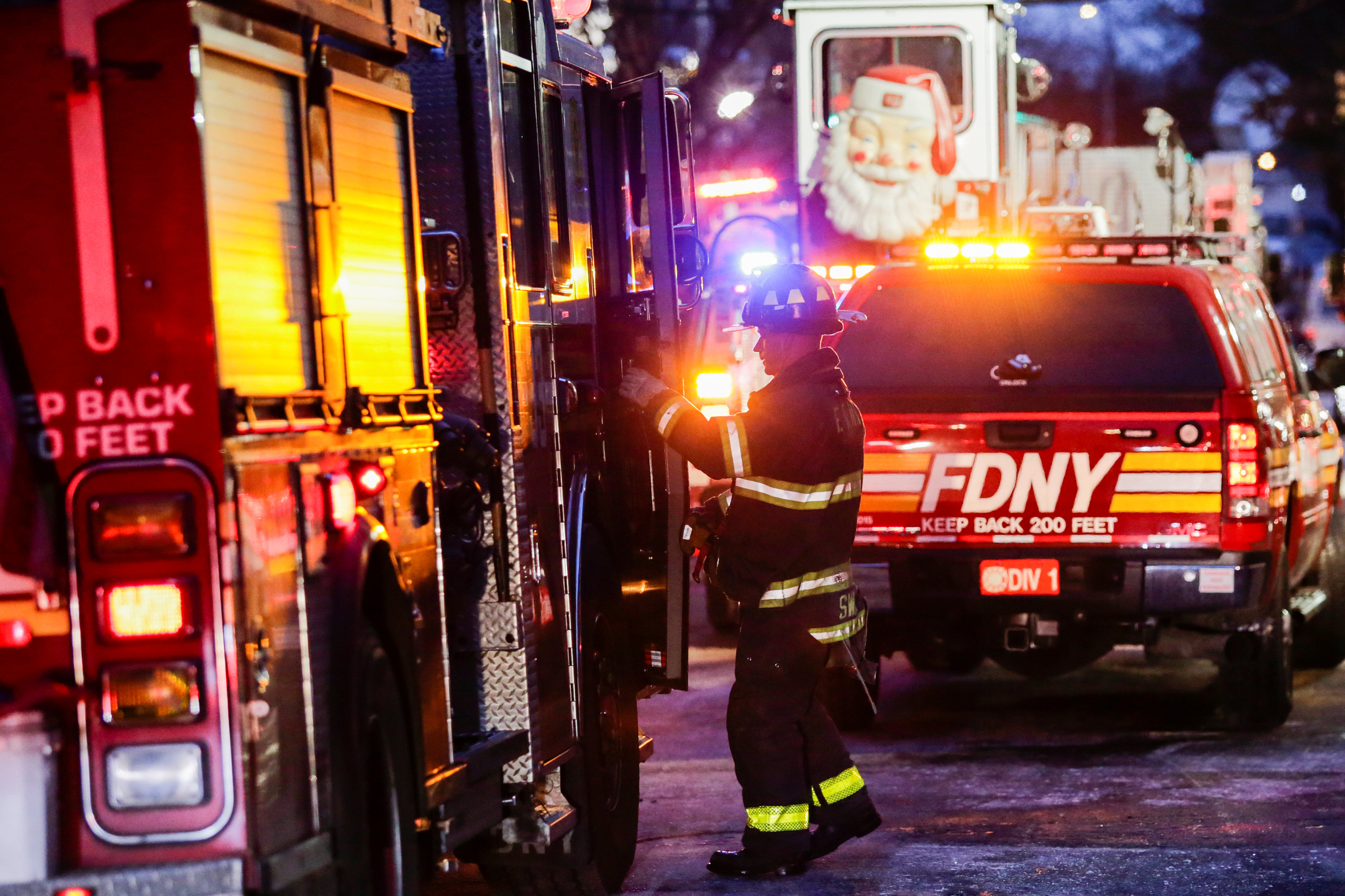 NYC fire victims include resident who rescued others