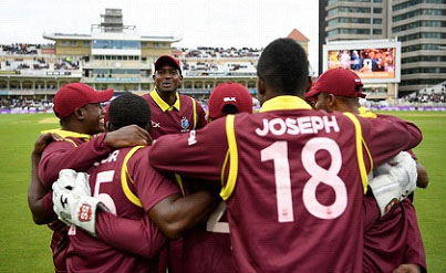 West Indies lose opening one day against New Zealand