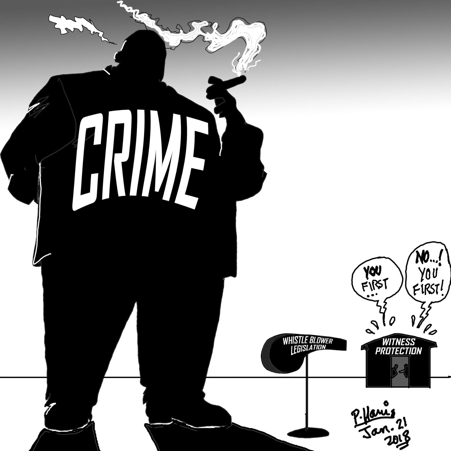 Crime and Witness Protection | Guyana News and Information