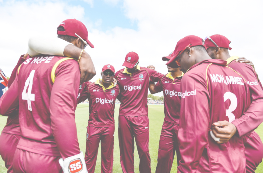 Windies to tangle with risky  Irish in World Cup qualifiers