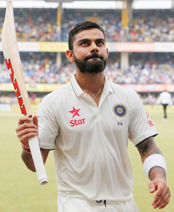ICC Awards: Virat Kohli named the Cricketer of the Year 2017