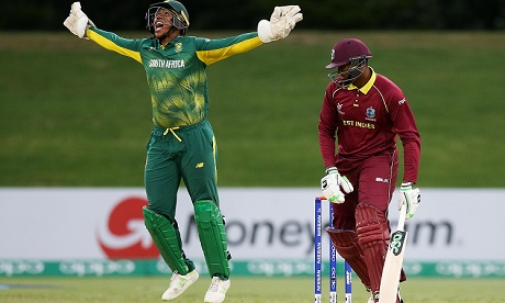 Windies colts' lack of sportsmanship results in Jiveshan Pillay's weird dismissal