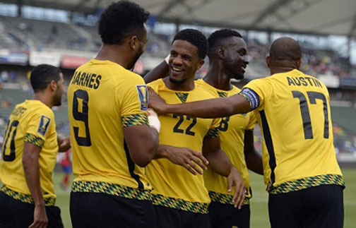 Jamaica open Nations League against Cayman
