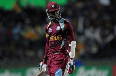 Evin Lewis, Marlon Samuels settle West Indies