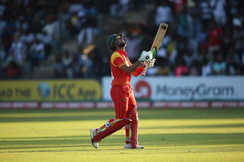 UAE stunner all but eliminates Zimbabwe