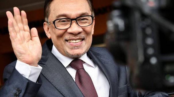 Malaysia's reformist icon Anwar Ibrahim freed, given royal pardon