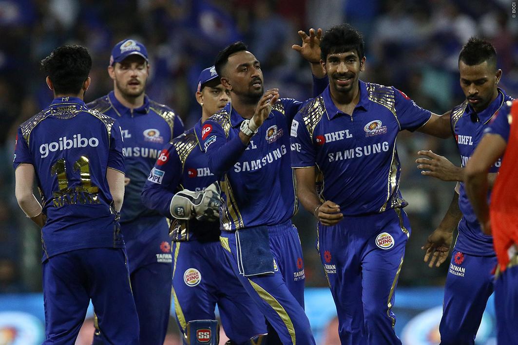 Jasprit shines as Mumbai beat Punjab