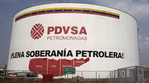 Conoco moves to take over Venezuelan PDVSA's Caribbean assets