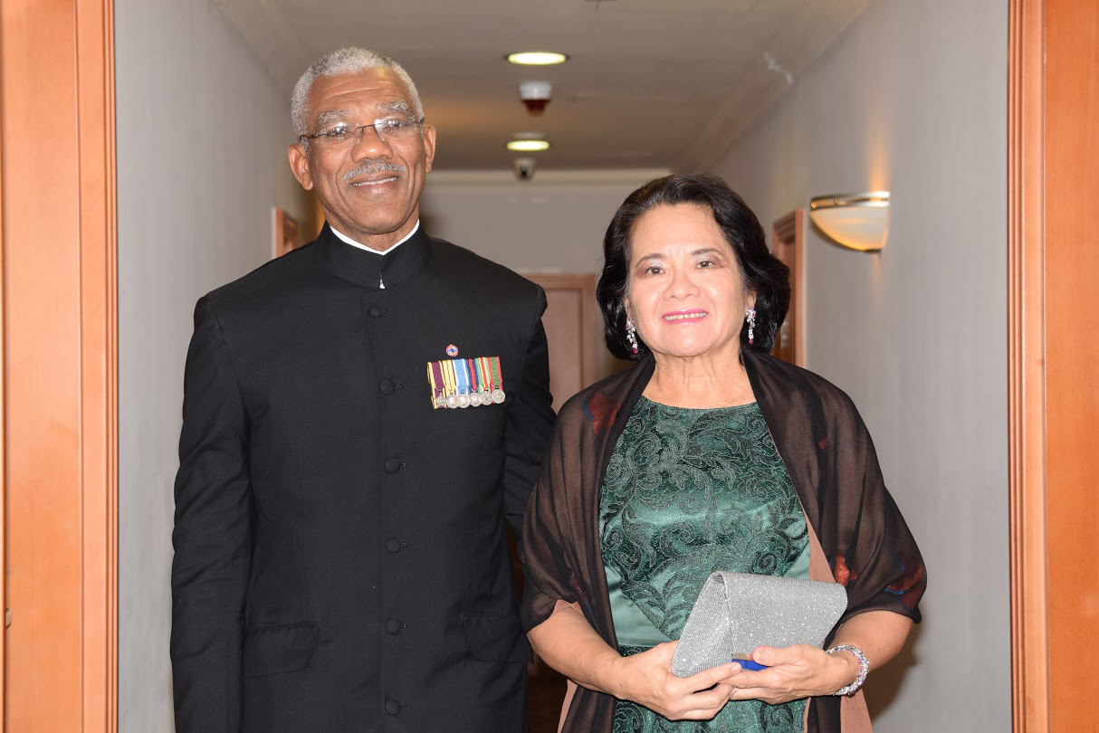 President, First Lady for annual medical examinations in T&T ...