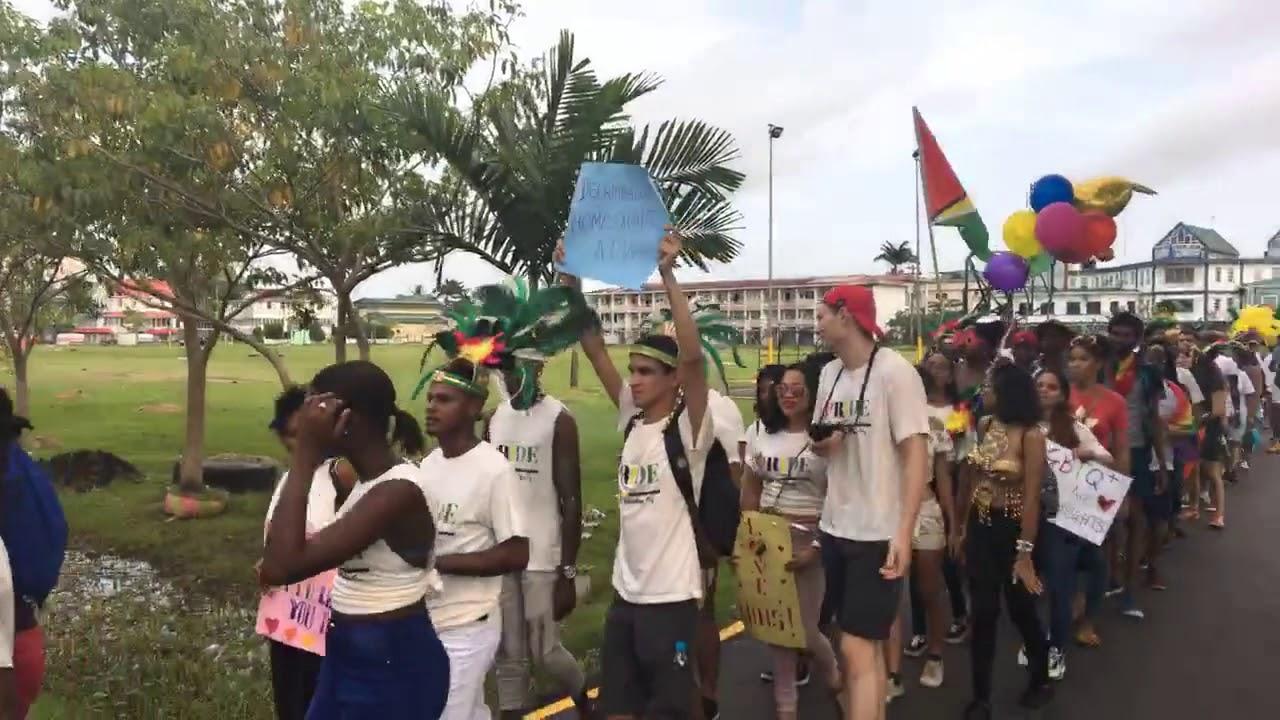Guyana Gay Pride Parad...