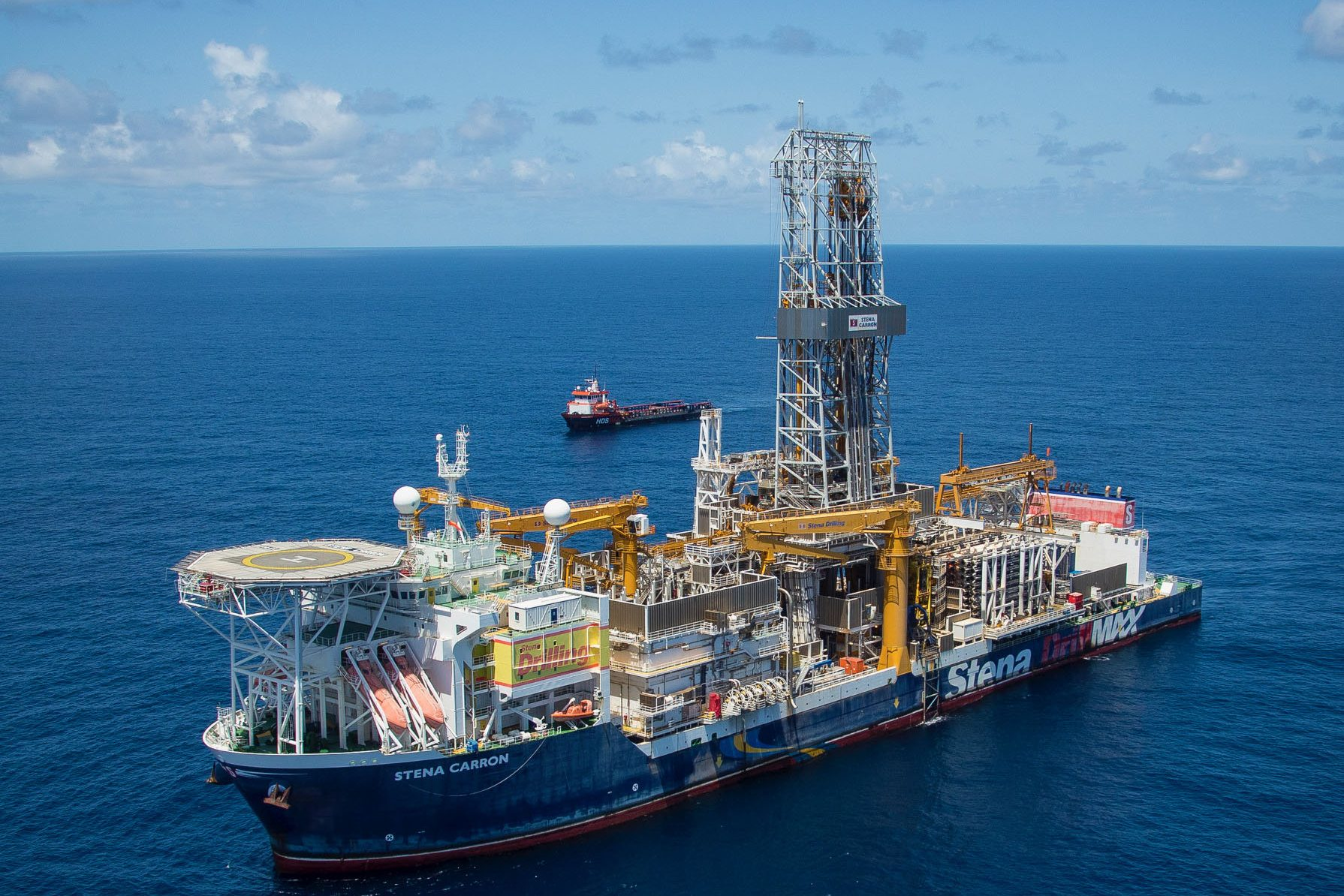 ExxonMobil announces eighth oil discovery offshore Guyana - Stabroek