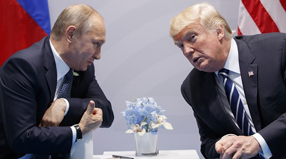 US  officials play down hopes for Trump-Putin meeting