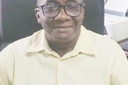Dr. Harold Davis Jr