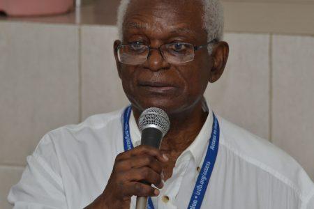 Professor Clive Thomas