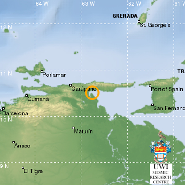Major 7.3-magnitude natural disaster rocks Venezuela