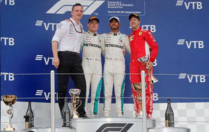 Japanese Grand Prix: Sebastian Vettel calculates points as Lewis Hamilton nears title