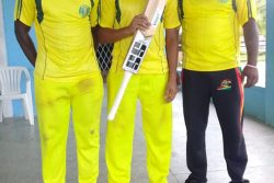 Skipper Anthony Adams, Kemol Savory and Ricardo Adams played crucial roles for Essequibo in their win over West Demerara
