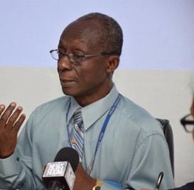 Dr. William Adu-Krow