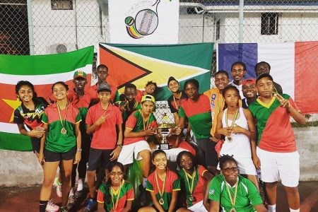 Flashback! Guyana reigns supreme and will be looking to make it back-to-back titles in Suriname.