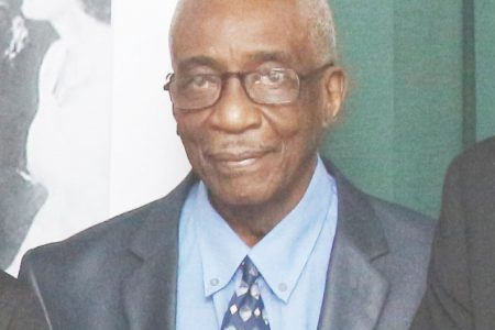 Retired Justice James Patterson