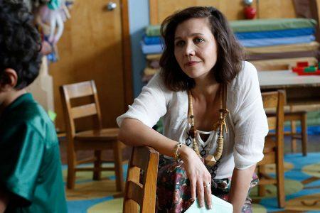 Maggie Gyllenhaal in The Kindergarten Teacher. (Image courtesy of TIFF)