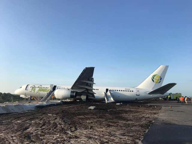 us safety board boeing reps arrive to probe fly jamaica crash
