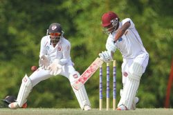 Carty collected his second first-class hundred to set the foundation for a 34-run victory for the Hurricanes over Barbados Pride in the first round of matches which ended last Sunday in the West Indies Championship.