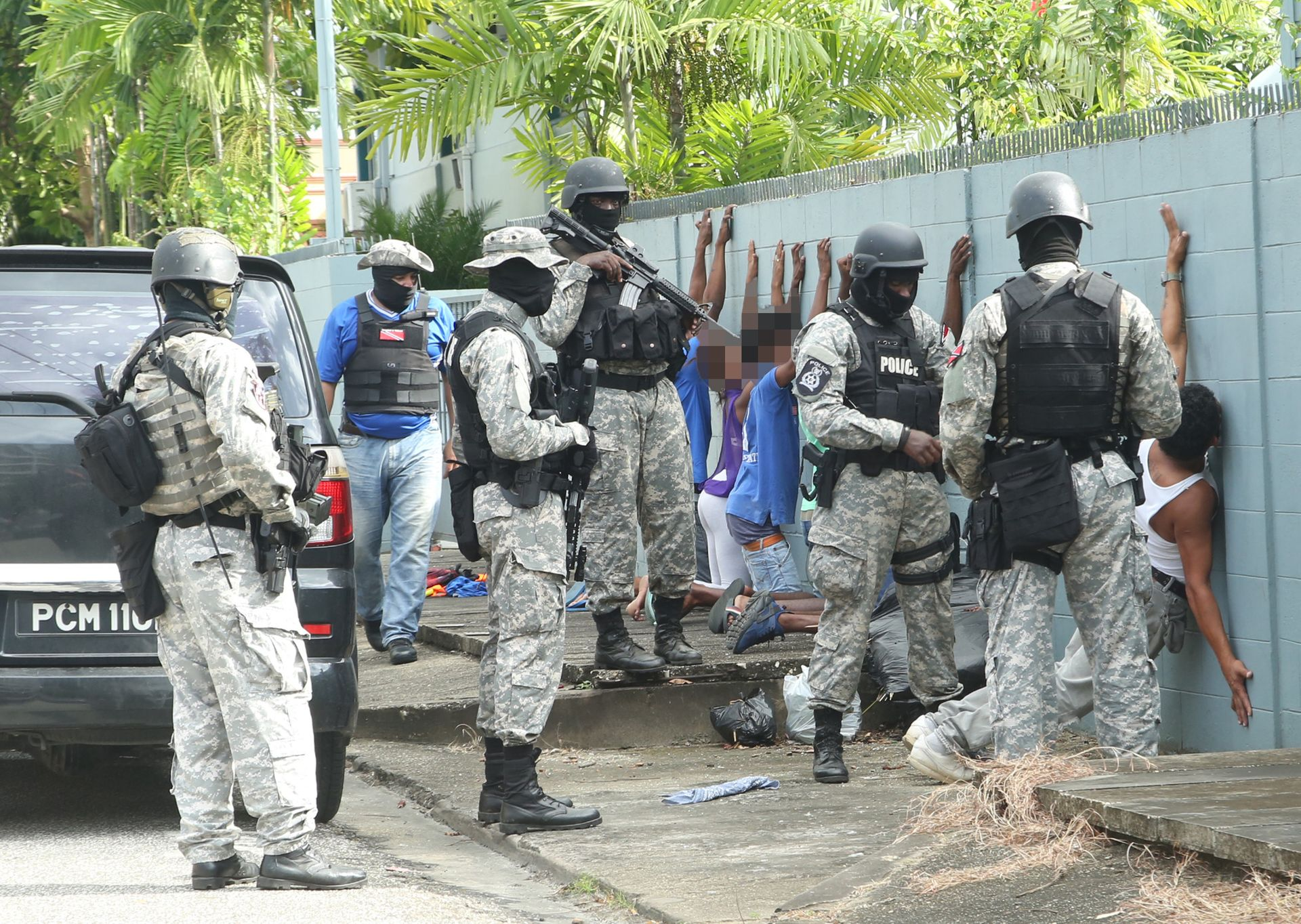 Trinidad: Police hunt more suspects after multi-million dollar drug