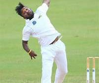 Veerasammy Permaul picked up his 26th five-wicket haul.