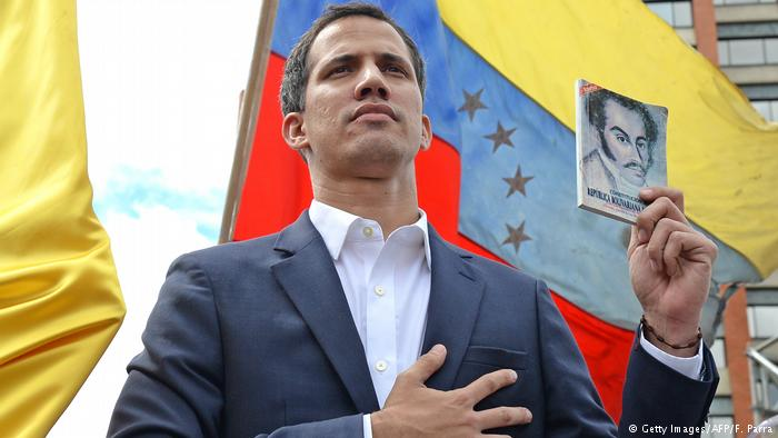 Foreign Secretary call with Juan Guaido: 30 January 2019