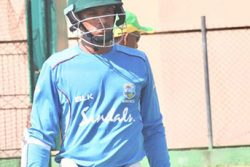 Akshaya Persaud's one man show of 98 not out and 4-22 was not enough to see his side advance.