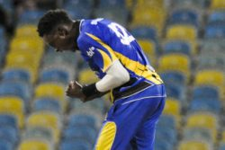 Shamar Springer grabbed four wickets to help rout the Red Force for 103 in their second innings.