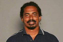 Herbie Bascome … the new Bermuda head coach.