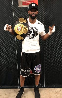Unbeaten super middleweight Lennox '2 Sharp' Allen (22-0-1, 14 KOs) scored a one-sided 10-round unanimous victory over Derrick 'Take it to the Bank 'Webster (28-2, 14 KOs) to claim the WBA Gold belt on Friday night.