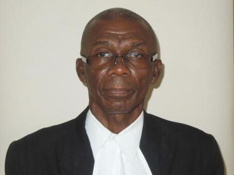 Attorney-at-law William Hines, 65