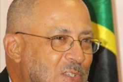 CWI presidential candidate, Ricky Skerritt.