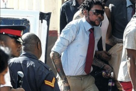Vybz Kartel (file photo)