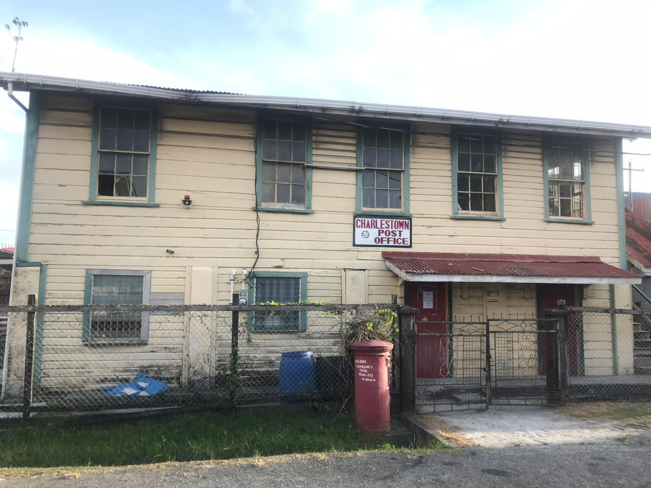 Charlestown Post Office to close from May 2nd - Stabroek News