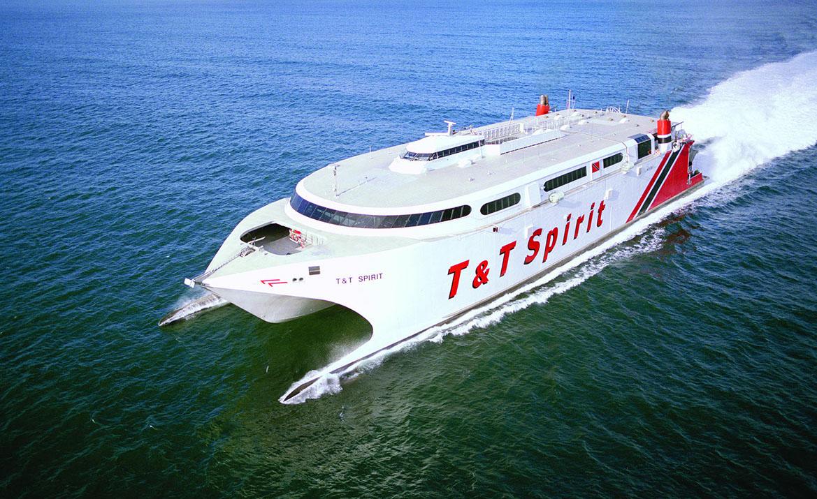 Trinidad to Tobago Ferry Spirit | Flickr - Photo Sharing! |Trinidad And Tobago Ferries
