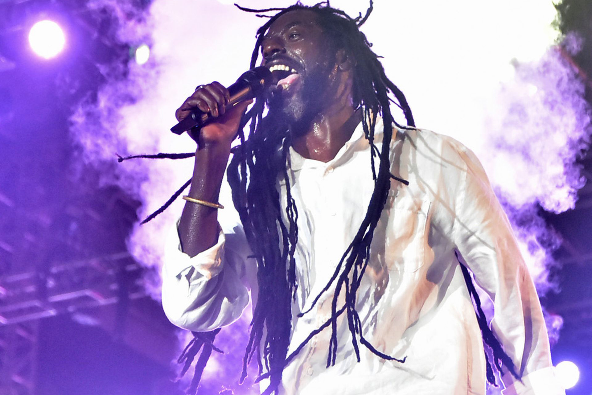 Jamaican reggae star Buju Banton to release new album - Stabroek News
