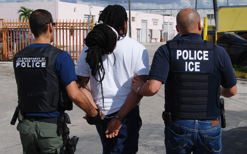 Drunk driving Trinidad national booted out of US by ICE