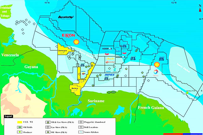 Latest Guyana oil find, Argentine initiative underline