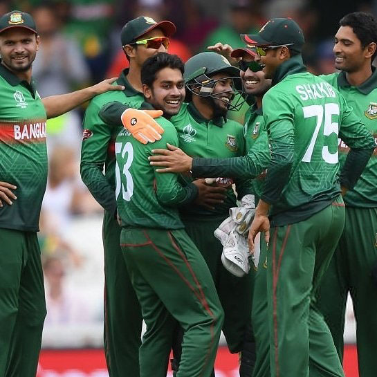 Inspired Bangladesh upset South Africa