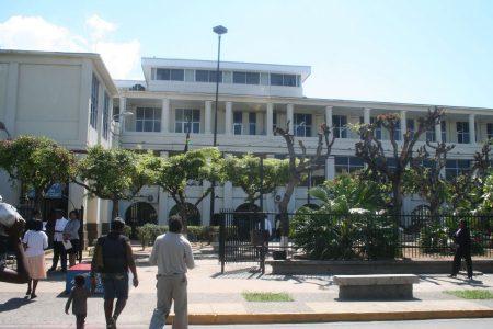 Home Circuit Court, Jamaica.