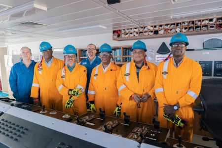 Getting used to the sector: Government officials getting the oil and gas experience