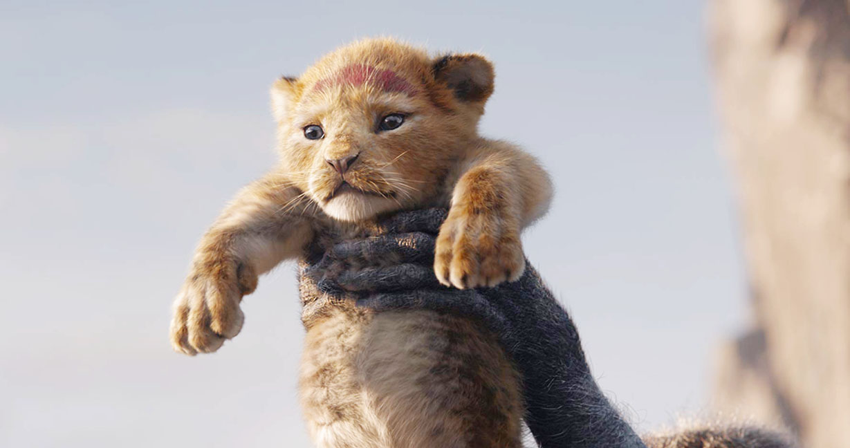 'Lion King' tops the North American box office with $75.5M