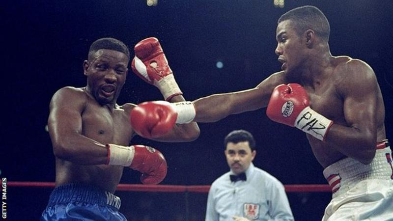 Boxing legend Pernell Whitaker killed in auto crash