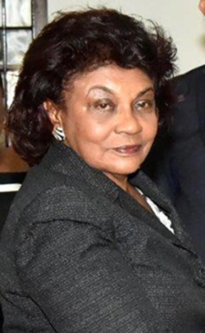 Claudette Singh