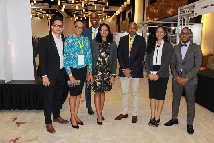 GTT fields delegation to CANTO conference - Stabroek News