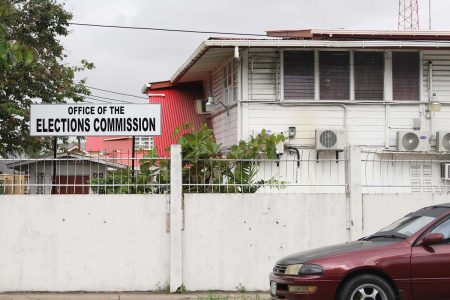 Guyana Elections Commission